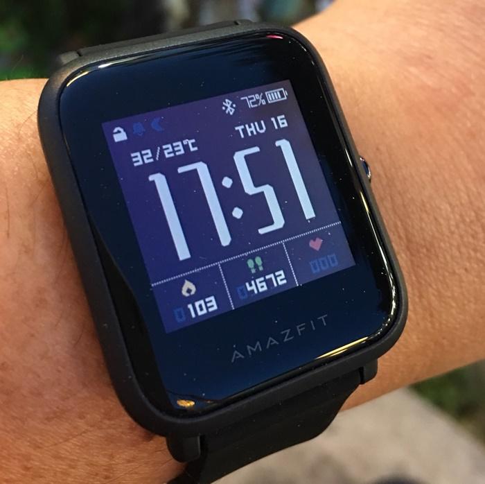 รีวิว Xiaomi Huami AMAZFIT Bip Smartwatch CHINESE VERSION – PDAMobiz